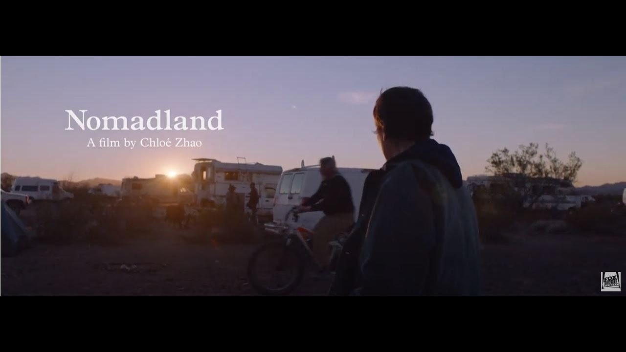 Nomadland Official Teaser Trailer In Cinemas Soon Youtube