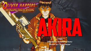AKIRA (1988) Retrospective / Review Get AKIRA on Bluray https://goo...