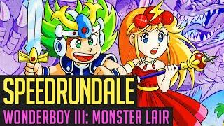 Wonder Boy III: Monster Lair (MD) Speedrun in 19:23 von Berlindude1 | Speedrundale