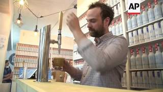 Cold brew coffee creating a buzz at London festival