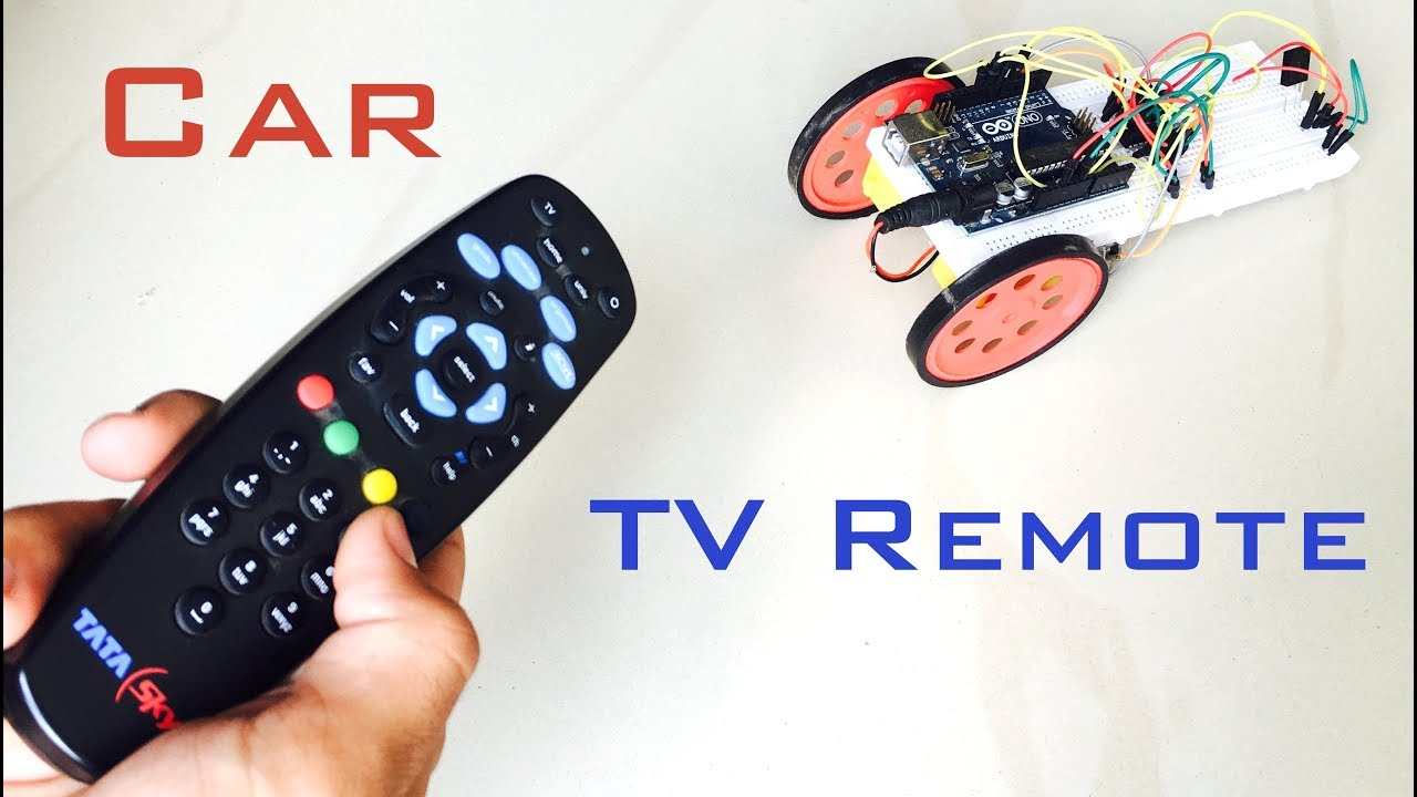 how to make your car remote controlled