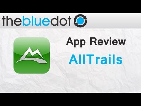 Best Android Phone Apps: AllTrails Review
