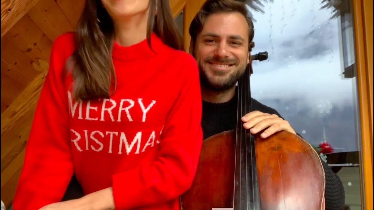 Resultado de imagem para HAUSER and Señorita - All I Want For Christmas Is You