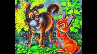 Мордовская сказка – Как собака друга искала