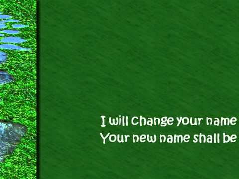 i will change your name p