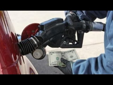 Gas prices coming down only 5 cents since a week ago