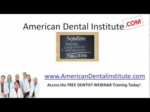American Dental Institute Online Marketing Education and Introduction