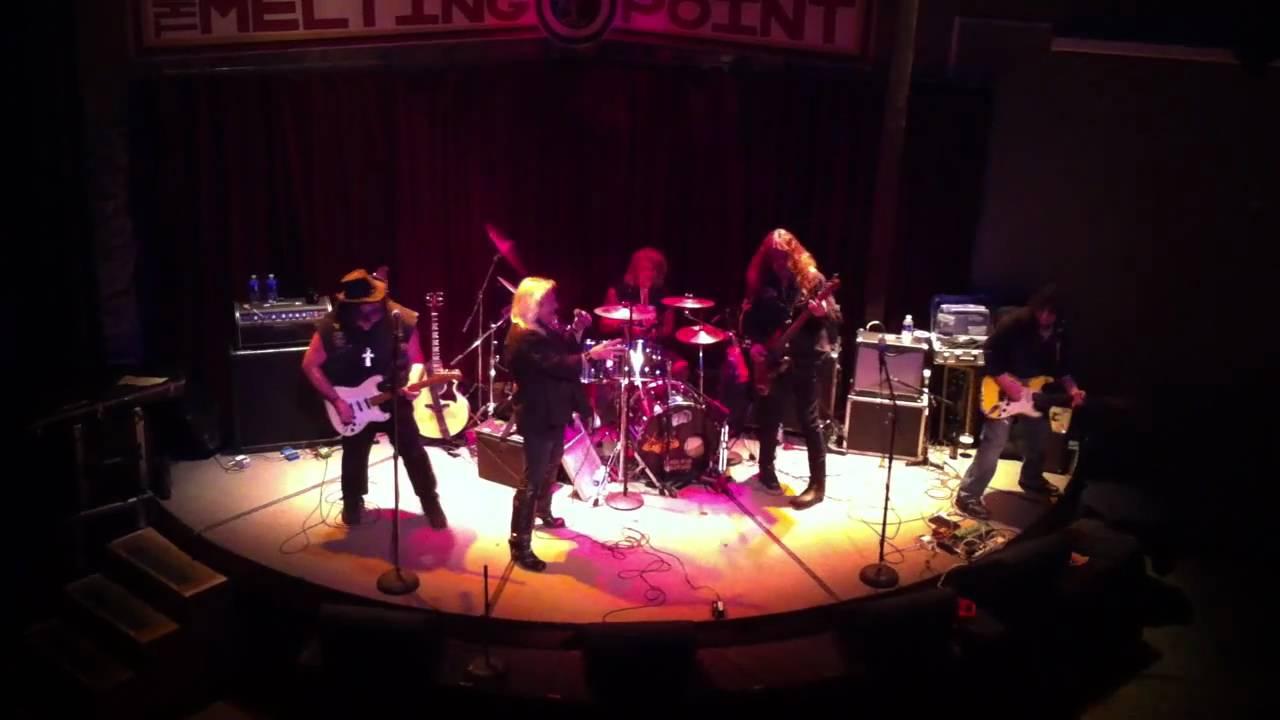 Black Oak Arkansas Hot Rod Live 2011 01 22 Athens Ga Youtube