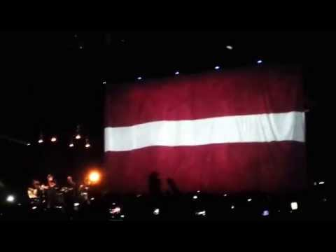 Good Life - OneRepublic at Arena Riga(Latvia)