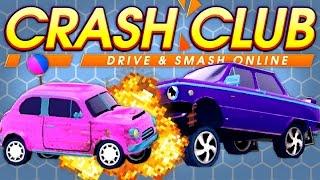 SMASH CARS .IO - Crash Club Beta Gameplay