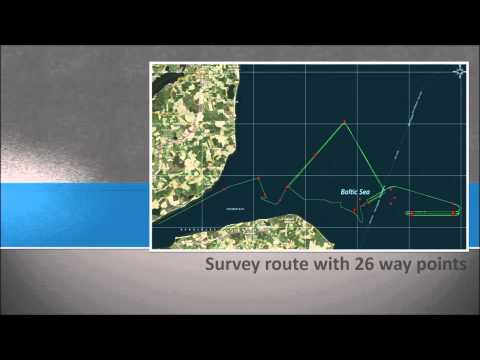 Professional magnetometer offshore survey with the SENSYS MAGRay ROTV system