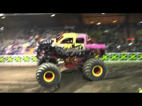Rockstar Freestyle - Monster Truck Destruction Tour 2016