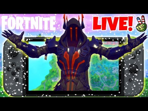 Pro Nintendo Switch Player! // ICE KING IS OP! // (Fortnite Battle Royale LIVE) thumbnail
