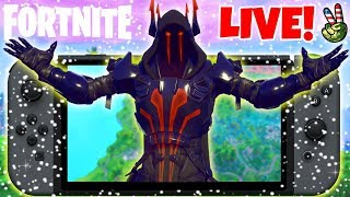 Pro Nintendo Switch Player! // ICE KING IS OP! // (Fortnite Battle Royale LIVE)