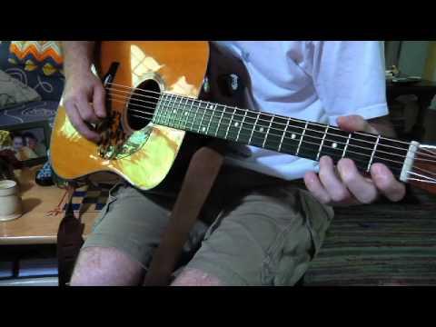 easy bluegrass guitar licks in G