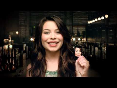 Miranda Cosgrove HP Veer Phone Commercial