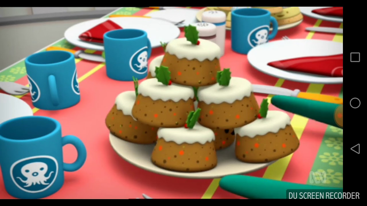 Octonauts and a Very Vegimals Christmas - YouTube