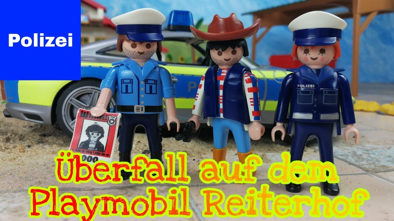 Playmobil Dieb