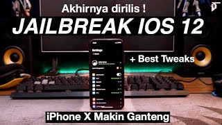 Tutorial : Cara Jailbreak iOS 12 - 12.1.2 (Unc0ver) - Indonesia by iTechlife