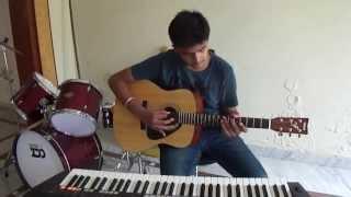 chahun main ya naa (guitar cover)by Lovish