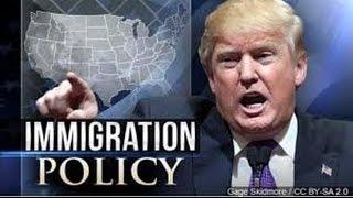 США 4542: Есть ли новости о наезде Трампа на иммиграцию и политическое убежище?