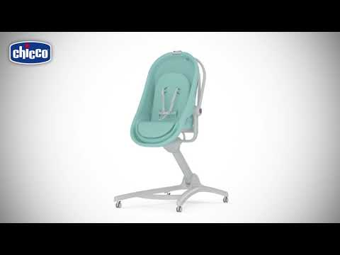 Chicco Baby Hug 4 In 1 Demo
