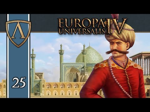 Let's Play Europa Universalis IV -- Cradle of Civilization -- Qara Qoyunlu -- Part 25