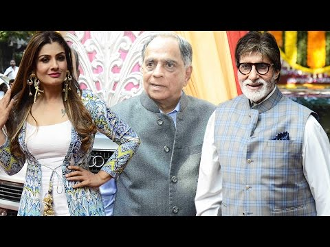 Amitabh Bachchan And Many Bollywood Celebs Snapped At Censor Board New Office Inaugration