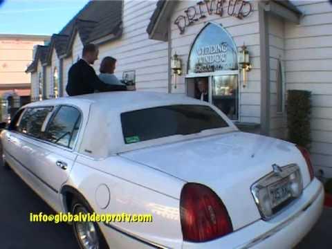 Las Vegas 5 Minute Drive Thru Wedding Nevada Usa
