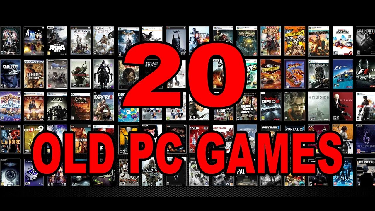 Old Games That Are Now Free