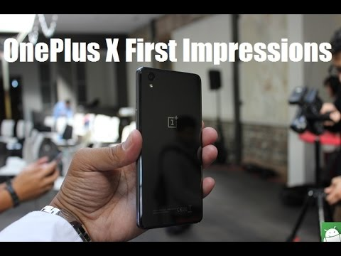OnePlus X: first impressions and hands-on