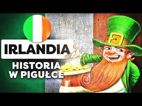 Irlandia: Historia w 12 minut. Państwa Europy.