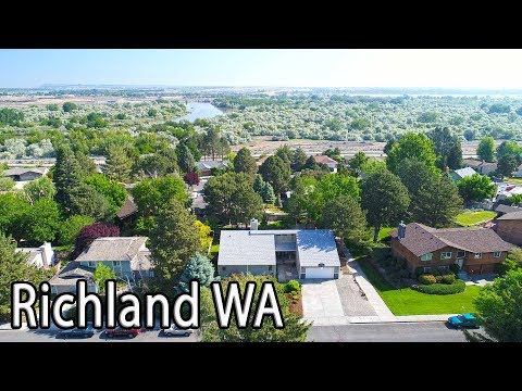 Video Tour for 130 Edgewood Drive Richland WA   The Connors Group   Windermere