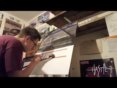 Ross Hastie Leavers Hoodie Design -1