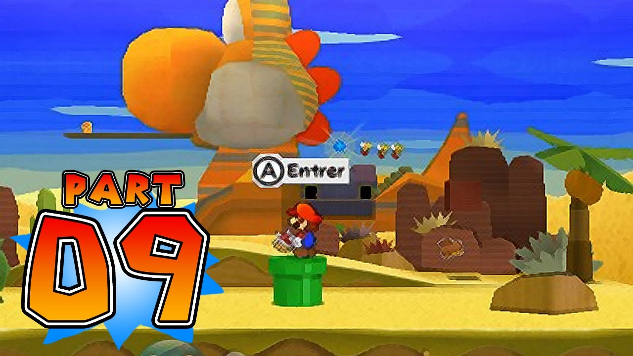 paper mario sticker star yoshi sphinx help Paper mario was a rare and delightful role-playing title on the nintendo 64, and the beginning of a much-loved spinoff mario series after releases on the gamecube and wii, sticker star is paper.