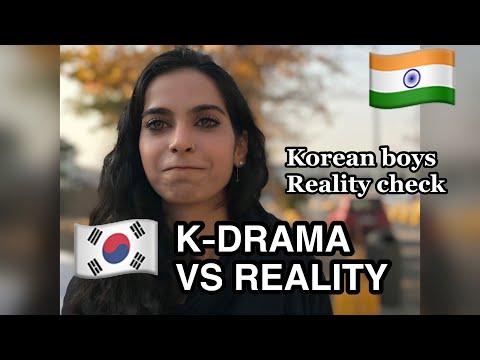 KOREAN GUYS: K-Drama VS Reality