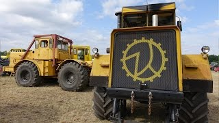 The Lord of TRACTORS - Kirovets #18t K-700A Terra Top Pull Kasi & Have Fun Jesendorf 2015