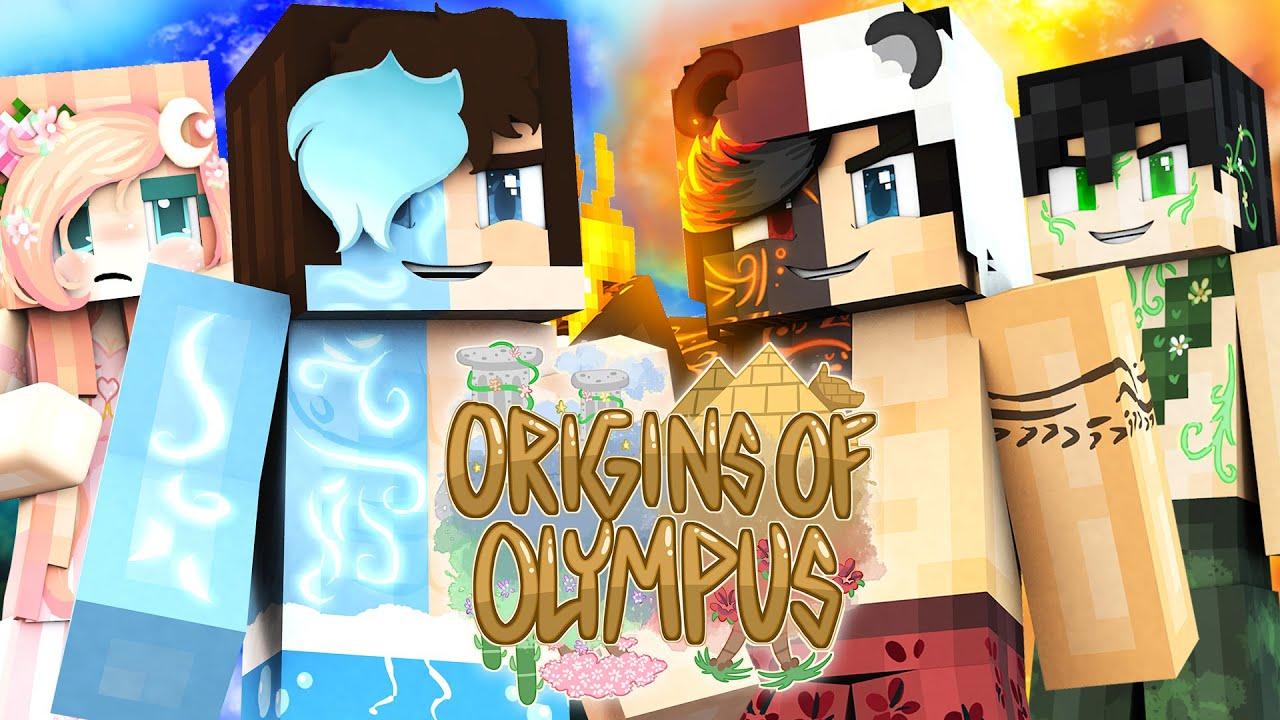 "Download ""SAVING GIRLFRIEND?!"" | Origins of Olympus Season 2 | EP 14 (Minecraft Percy Jackson Roleplay)"