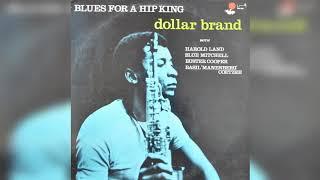 Gambar cover Dollar Brand (Abdullah Ibrahim) – Sweet Basil Blues