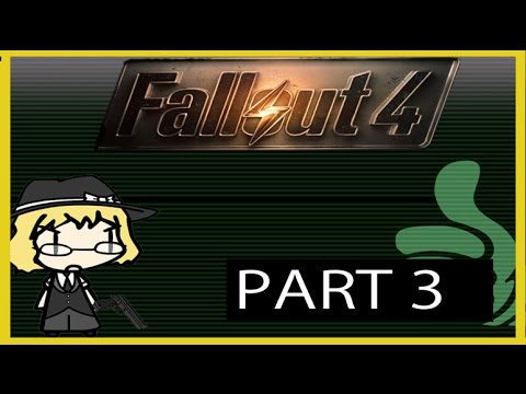 Fallout 4: Part 3 - Lending a Hand and Taking Names!