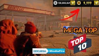 🔓¡MEGA TOP! juegos  HACKEADOS 2020 ACTUALIZADOS para ANDROID  todo ILIMITADO  MEDIAFIRE HACK/MOD