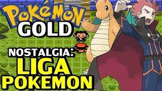 Pokémon Gold - Nostalgia Enfrentando A Elite 4 e O Campeão!