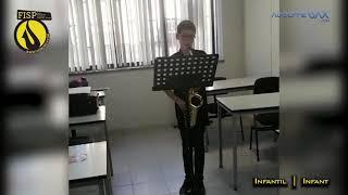 FISP21   Tiago Capucho Portugal plays Suite Nº1 by J S  Bach