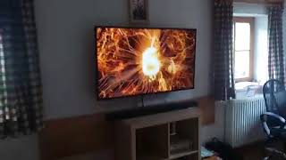 JBL BAR 3.1- Dolby Surround Test - 80% Power!- Movie