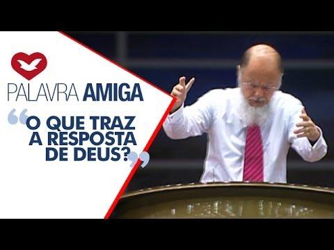 O que traz a resposta de Deus? - Bispo Macedo