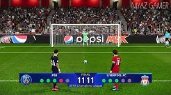 PES 2020 | PSG vs Liverpool FC | UEFA Champions League Final UCL | Penalty Shootout | Gameplay PC