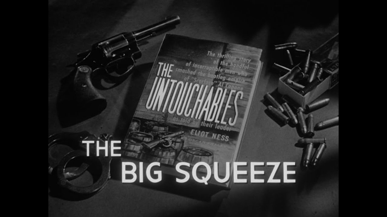Download The Big Squeeze - teaser | The Untouchables
