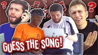 SIDEMEN: GUESS THE SONG CHALLENGES!