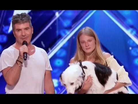 Simon Begs Other Judges To Change Votes For Dog Trainer   Week 5   America's Got Talent 2017