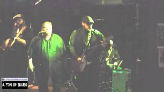 "A Ton of Blues - ""I got my Mojo Working"" at The Chicken Bone St. Jude fundraiser. 12/29/12"